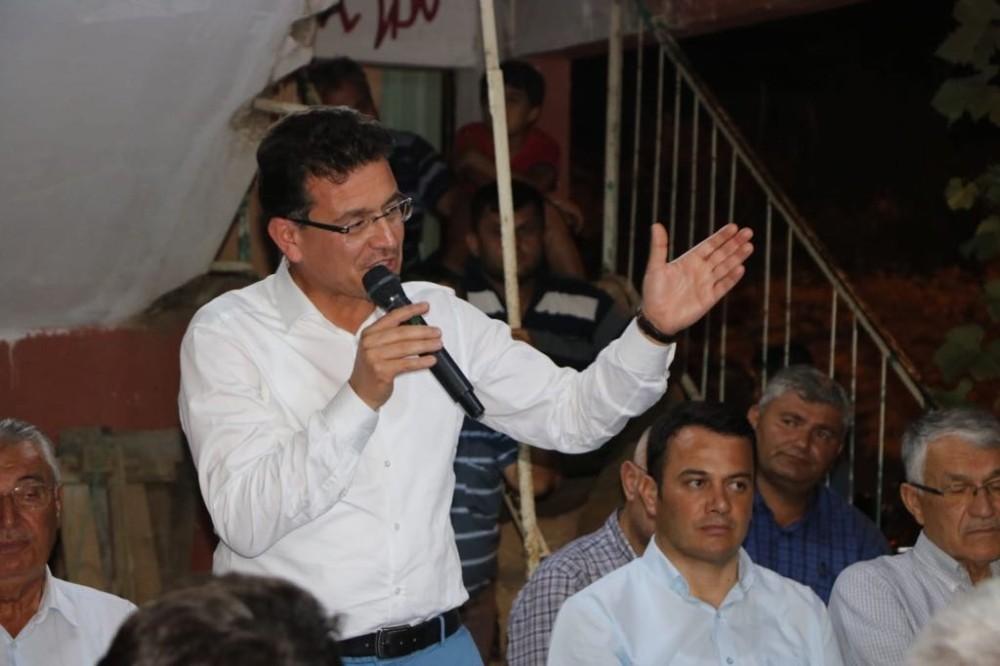 """Milletvekili Uslu: """"Batı Antalya Havalimanını yapıyoruz"""""""