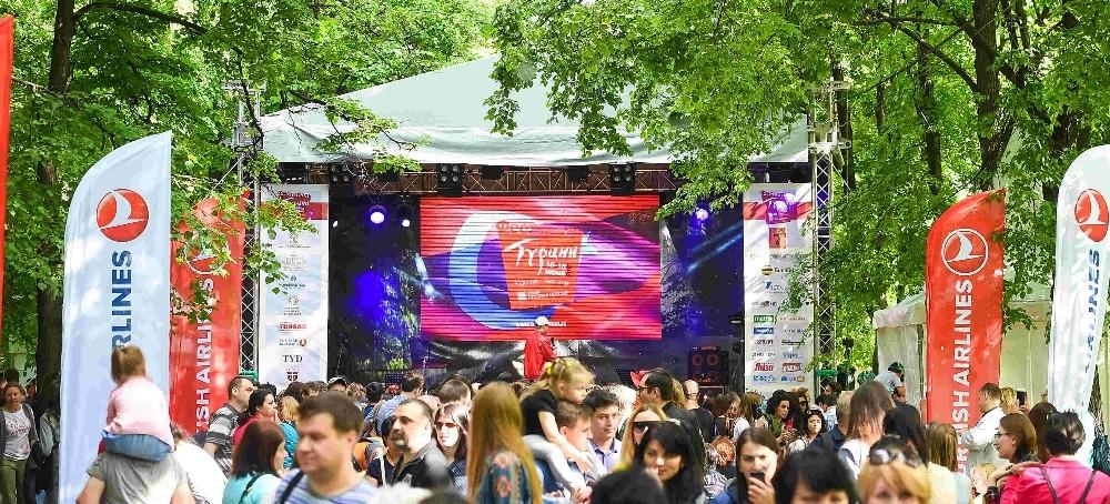 Moskova'daki Türkiye Festivali'ne doğru