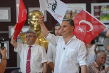 Muratpaşa Belediyesi'nde Gençlik Orkestrasından Flash Mob