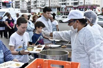 Ramazan ayı çocuklarla başka güzel