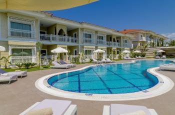 Ramazan Bayramı'nda Antalya'daki otellerin doluluk oranı yüzde yüze yaklaştı