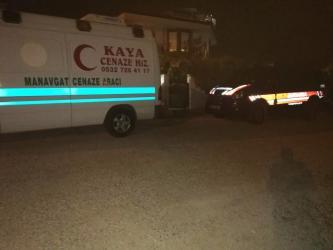 Restoran çalışanı evinde ölü bulundu