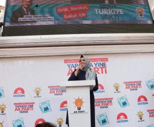 "Sena Nur Çelik: ""Vakit istiklal vakti, vakit istikbal vakti"""