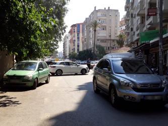 """Sosyal Medyadan """"Uygunsuz Park"""" İhbarı"""