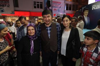"""Türel: """"Akseki'ye sürgün yeri diyenlere en güzel cevabı verme zamanı"""""""
