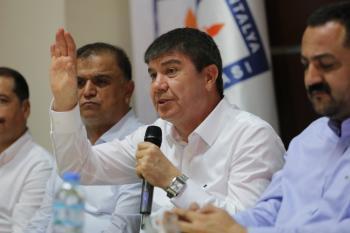 """Türel: """"Bu seçim Türkiye'nin 5 değil 100 senesini belirleyecek"""""""