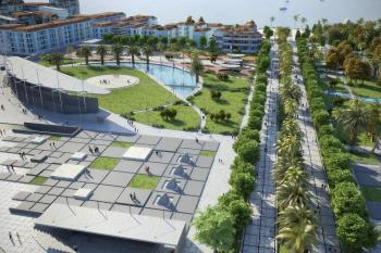 Türkiye'nin ilk Millet Bahçesi Antalya'da olacak