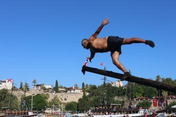 1 Temmuz Denizcilik ve Kabotaj Bayramı Antalya'da çeşitli etkinliklerle kutlandı