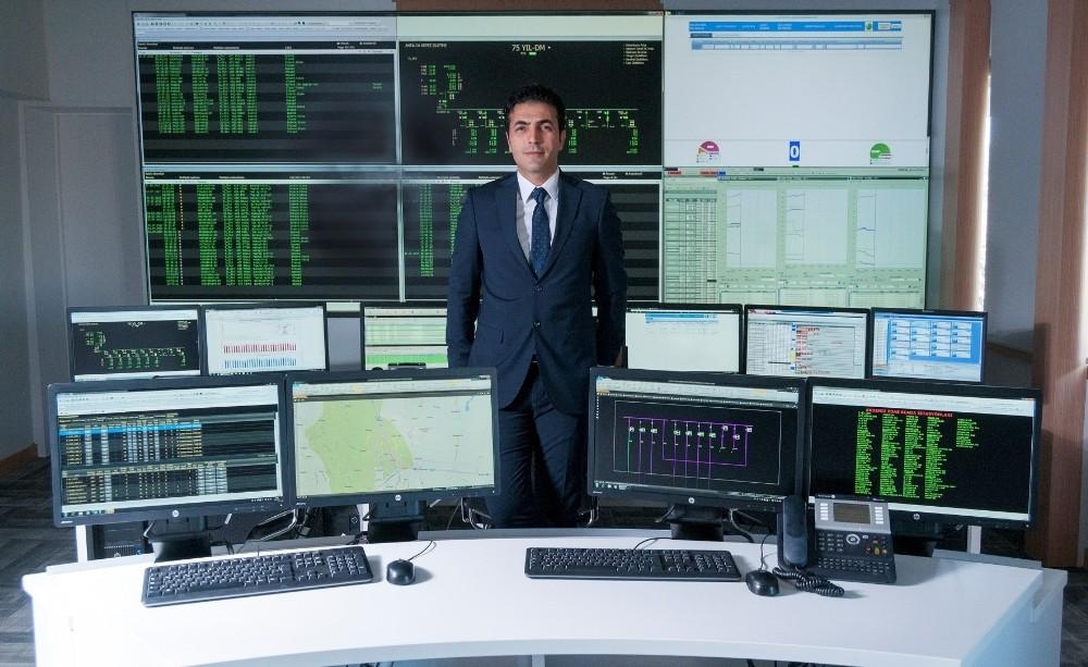 AEDAŞ, bölge enerjisine 900 milyon TL'lik yatırım yaptı