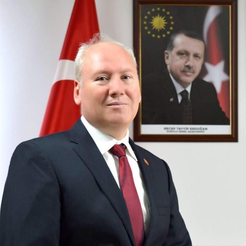 AK Parti Muratpaşa İlçe Başkanı Alparslan Belin: