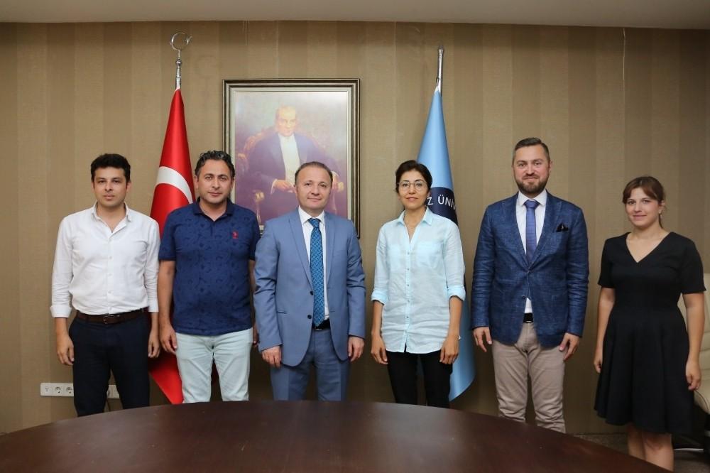 Akdeniz Üniversitesi işbirliklerini sürdürüyor