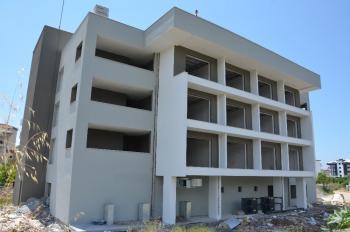 Alanya Hasta Yakınları Tesisi kaba inşaatı bitti