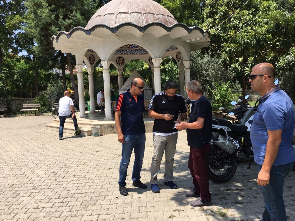 Alanya'da 'Huzurlu Sokaklar Uygulaması-2'