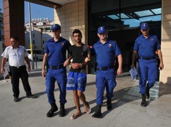 Alanya'da Suriyeli genç tutuklandı, bıçakladığı kişi ağır yaralandı