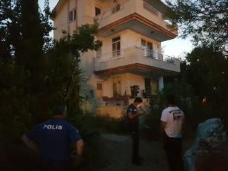 Alman kadını öldürdüğü iddia edilen inşaat işçisi film gibi operasyonla yakalandı