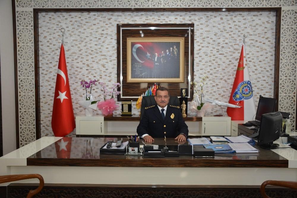 Antalya Eski Emniyet Müdürü Uzunkaya, Emniyet Genel Müdürlüğüne atandı