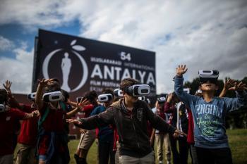 Antalya kültür sanatta da marka oluyor