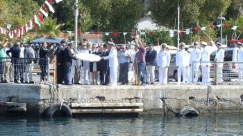 Antalya'da 1 Temmuz Denizcilik ve Kabotaj Bayramı kutlamaları