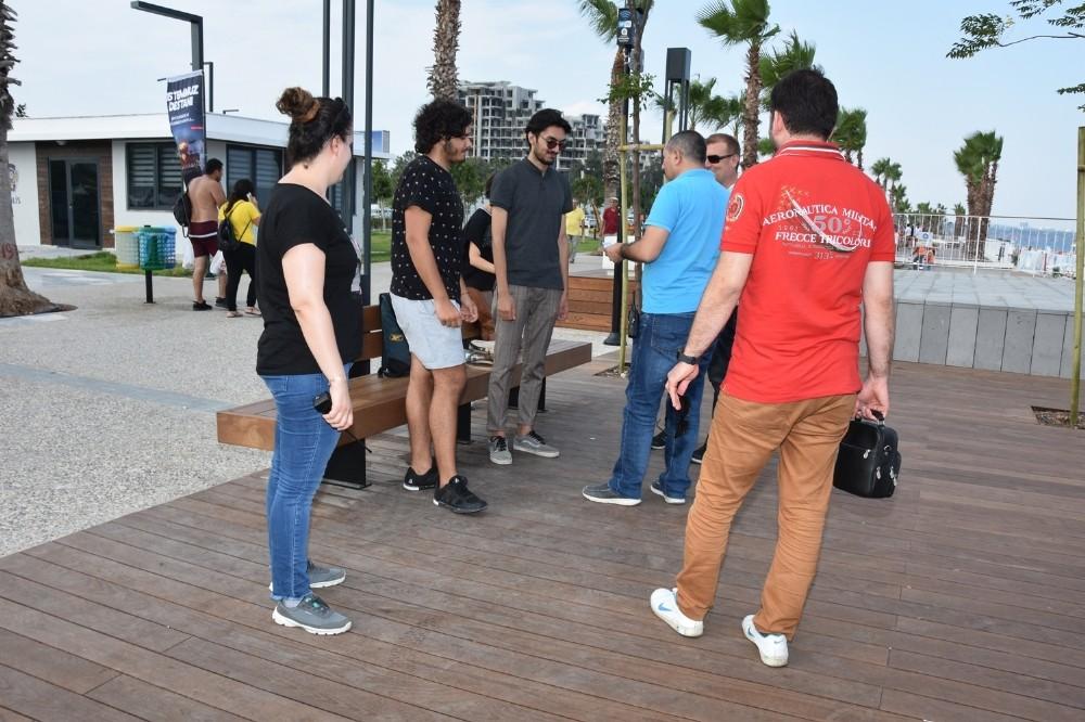 Antalya'da 'Huzurlu Sokaklar 2' uygulaması yapıldı