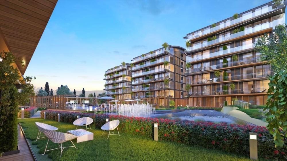Antalya'nın ilk ada bazlı özel kentsel dönüşümüne büyük ilgi