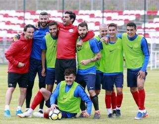 Antalyaspor, Erzurum kampını yarıladı