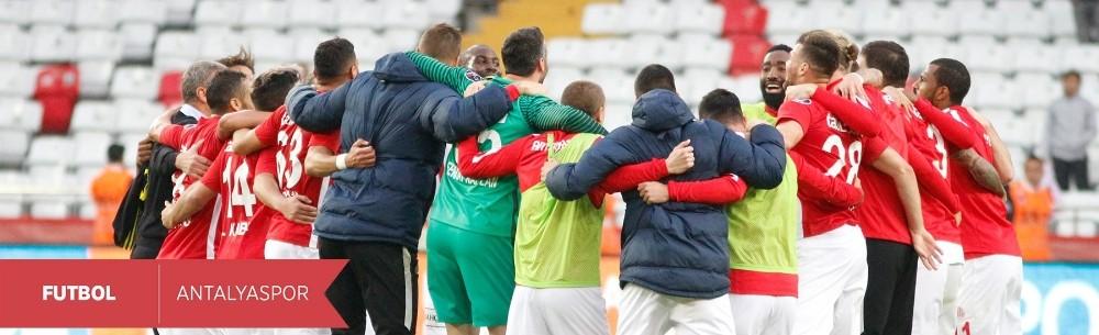Antalyaspor'un yeni sezon fikstürü belli oldu
