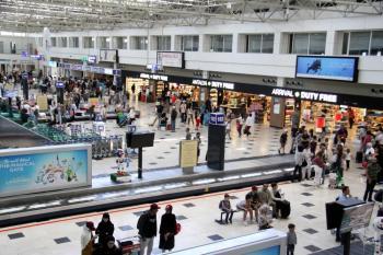 Antalya'ya havadan gelen turist sayısı 6 milyona ulaştı