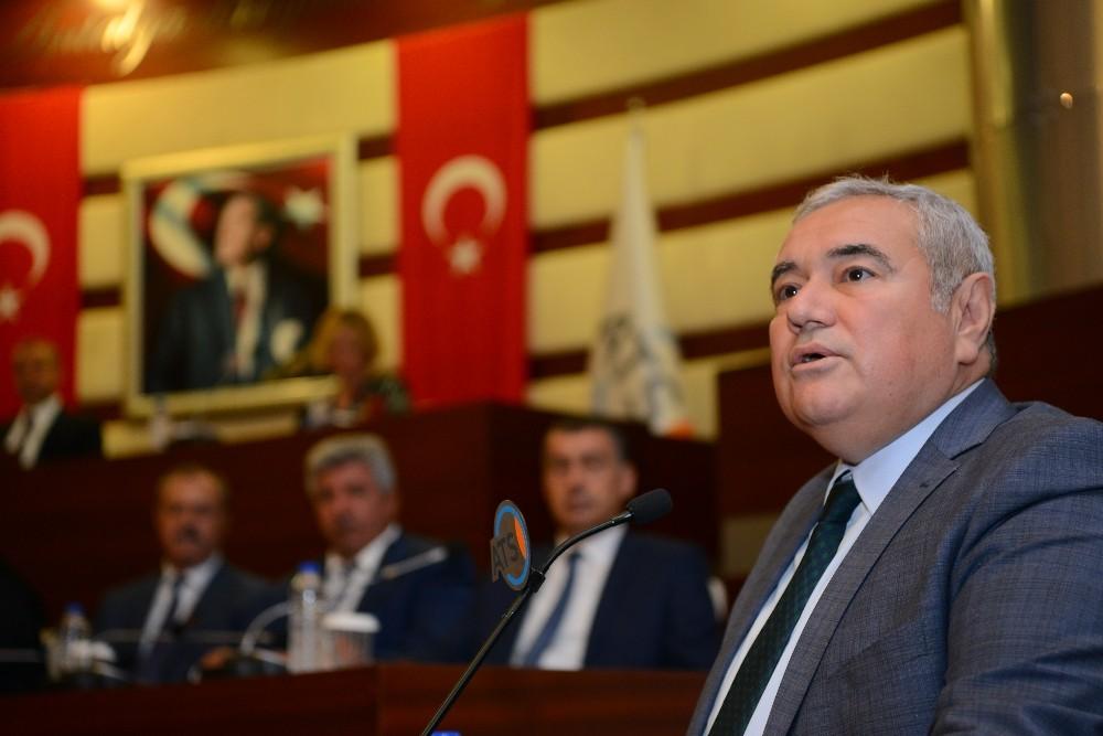 ATSO Başkanı Çetin'den kombine düşüklüğüne tepki