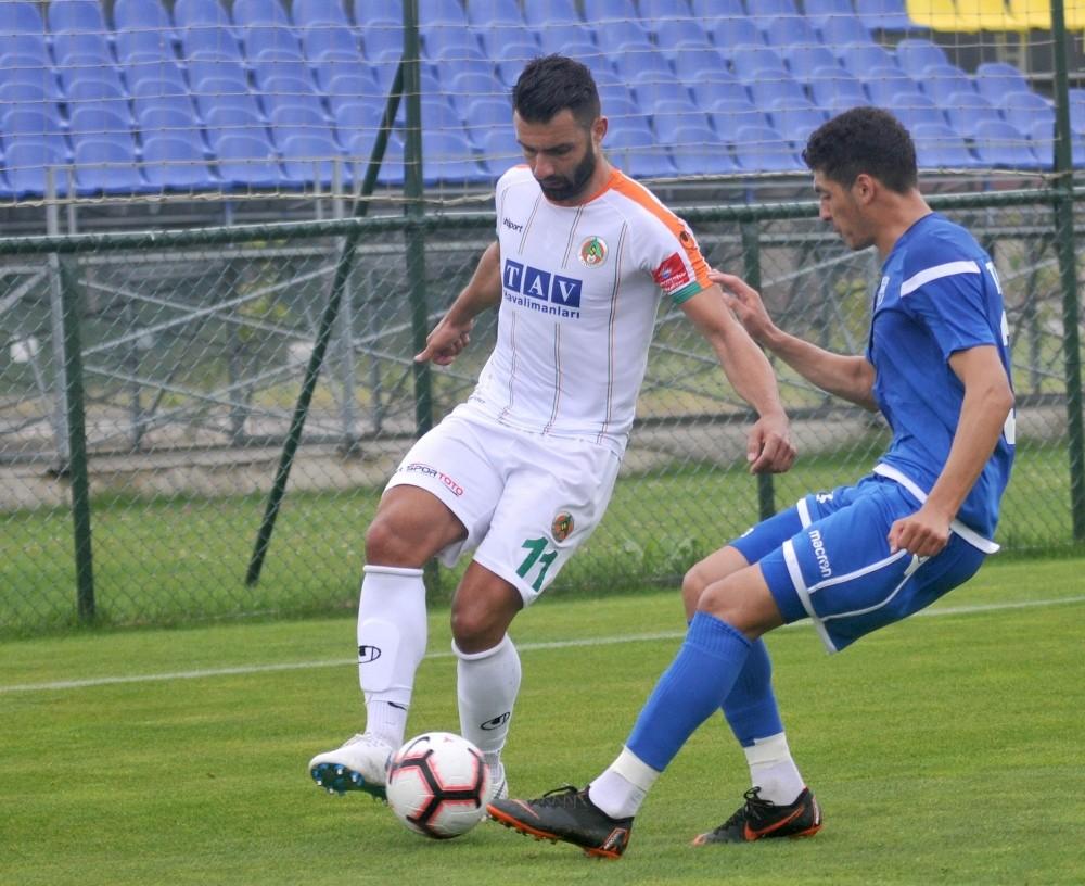 Aytemiz Alanyaspor:1 FK Sabah: 1
