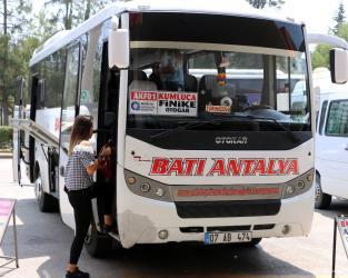 Batı Antalya ulaşımı tek çatı altında