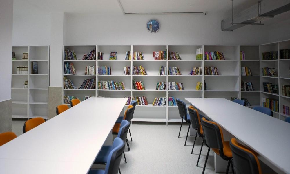 Büyükşehir Belediyesinin Kitap ve Oyuncak Kütüphanesi her yaşa açık