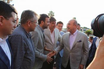 """Çavuşoğlu: """"Venezuela'da iki FETÖ kurumunu kapatmak için yasal süreç başladı"""""""