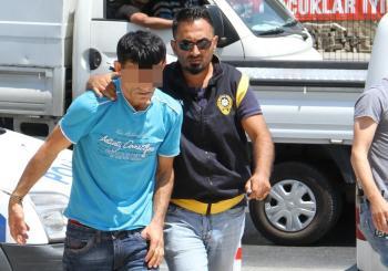 Cinsel istismar suçundan aranan şüpheli Alanya'da yakalandı