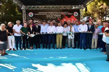 Kepez'den 15 Temmuz'da anlamlı 3 açılış