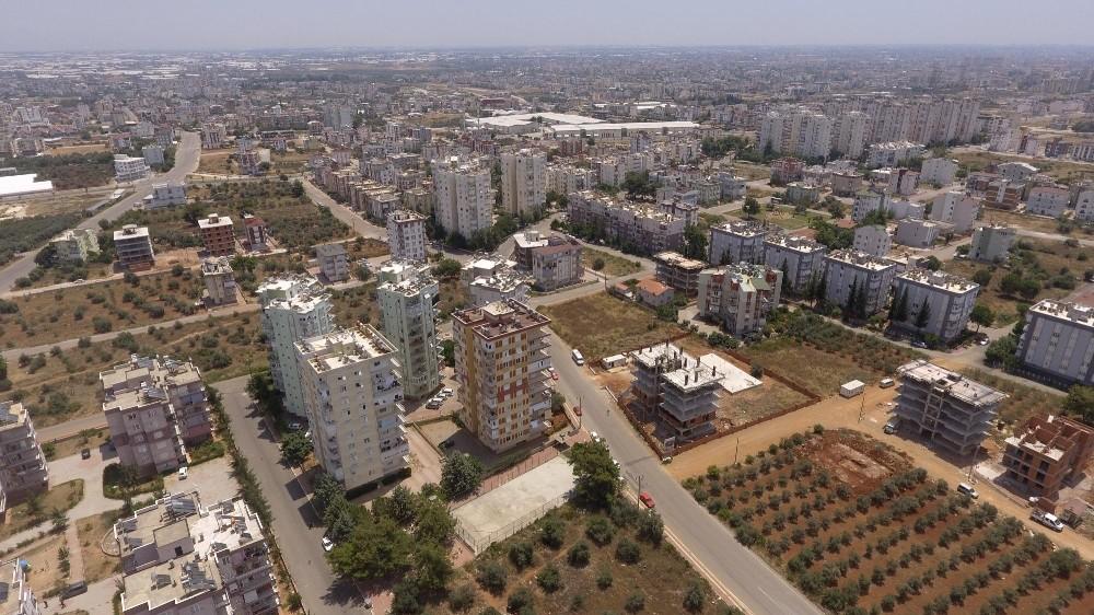 Kepez'in mahalle sayısı 68'e çıkıyor