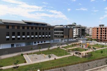 Konyaaltı Belediyesi'Nden Uncalı Mahallesi'ne modern park