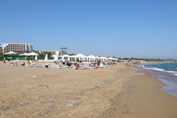 Manavgat Belediyesi'nden Sorgun Çamiçi'ne ücretsiz halk plajı