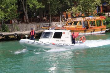 Manavgat Irmağı, Sahil Güvenlik tarafından denetlenecek