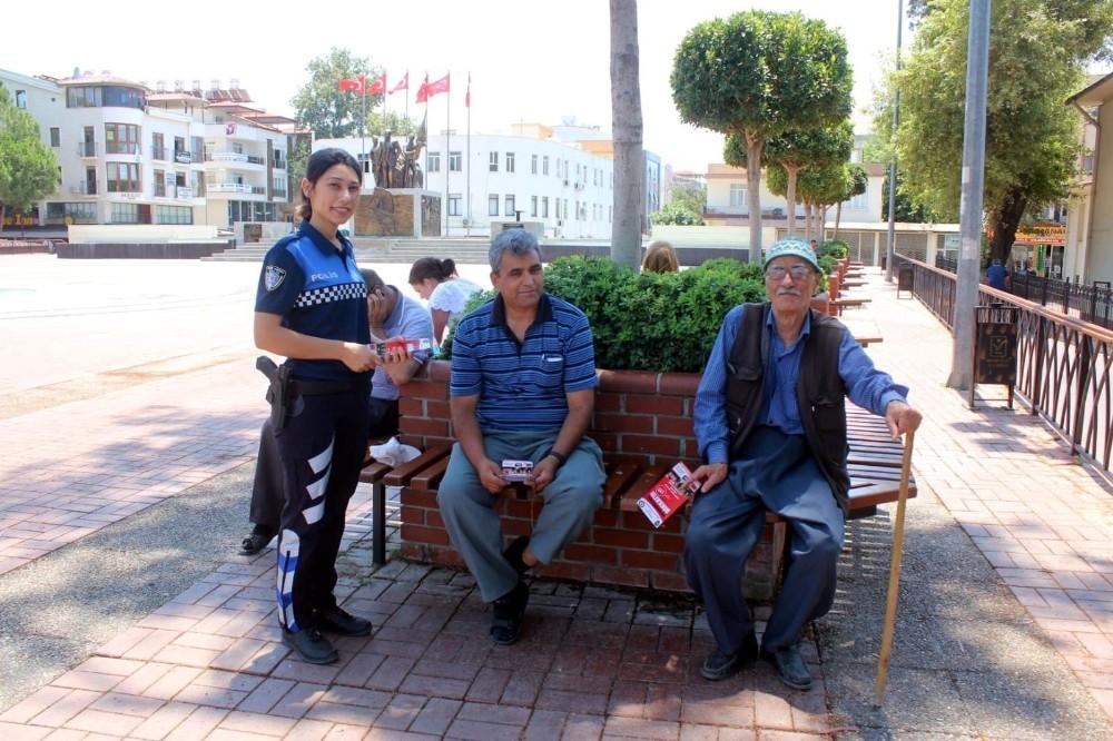 Manavgat polisinden dolandırıcılık uyarısı