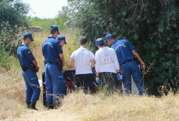 Manavgat Side'de erkek cesedi bulundu