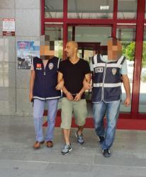 Manavgat'ta araç kurşunla olayına karışan şahıs yakalandı