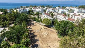 Muratpaşa Belediyesi Örnekköy Parkı'nı yeniliyor