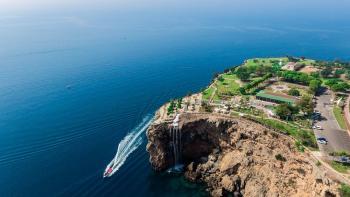 Muratpaşa Deniz Yüzü'ne yoğun ilgi