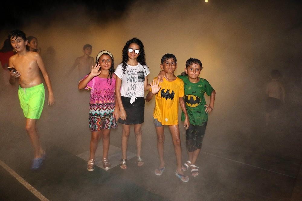 Sahil Antalya Yaşam Parkı'na yoğun ilgi
