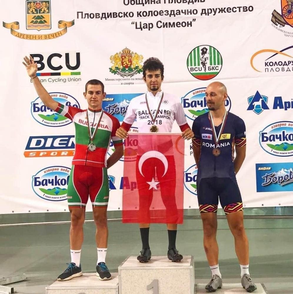 SDÜ Öğrencisi Balkan şampiyonu oldu