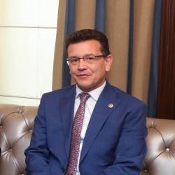 TBMM AKDENİZ-PA Komisyonu Başkanlığına Atay Uslu seçildi