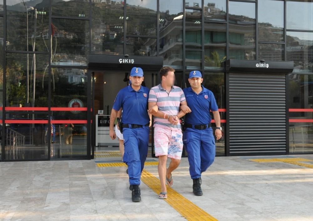 Ukraynalı turisti öldürdüğü iddia edilen Rus turist tutuklandı