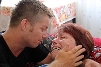 Vefalı gencin 'anne' çığlığı duyuldu