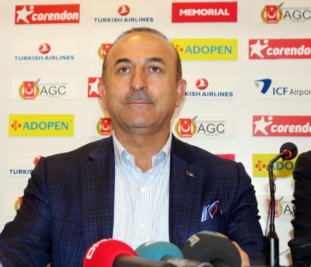 Yeni sistemin ilk kabinesinde Dışişleri Bakanı Mevlüt Çavuşoğlu oldu
