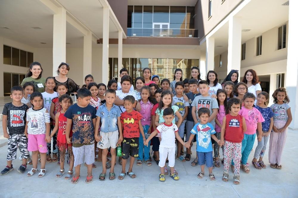 Zeytinköy'ün çocukları için işbirliği